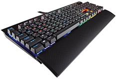 Corsair Gaming K70 RGB Rapidfire Mech Keyboard Cherry MX Speed