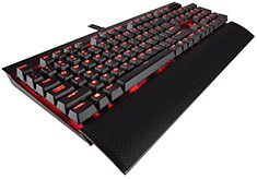 Corsair K70 Rapidfire Mech Keyboard Cherry MX Speed