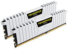 Corsair Vengeance LPX CMK32GX4M2A2666C16W 32GB (2x16GB) DDR4