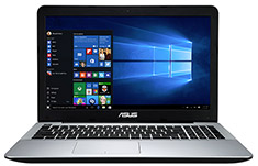 ASUS F555UJ Core i7-6500U 15.6in Windows 10 Notebook