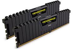 Corsair Vengeance LPX CMK8GX4M2A2400C16 8GB (2x4GB) DDR4 Black