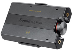 Creative Sound Blaster E5 Portable Headphone Amp