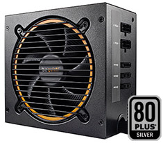 Be Quiet! Pure Power 9 500W CM Power Supply