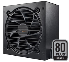 Be Quiet! Pure Power 9 400W Power Supply