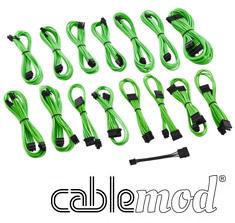 CableMod ModMesh E-Series G2 & P2 Cable Kit Light Green
