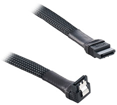 CableMod SATA 3 Cable Black 45cm