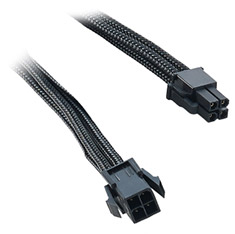 CableMod ATX 4pin Cable Extension Black 30cm