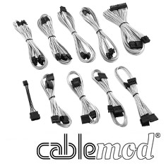 CableMod CM-Series VS 550/650/750 Cable Kit White
