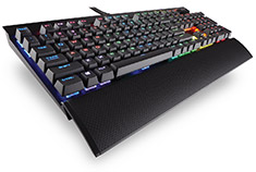 Corsair K70 LUX RGB Mechanical Keyboard Cherry Brown