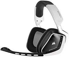 Corsair Gaming VOID Wireless 7.1 Gaming Headset White