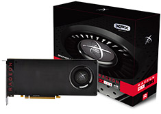 XFX Radeon RX 480 Black OC 8GB