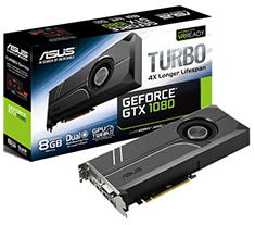 ASUS GeForce GTX 1080 Turbo 8GB
