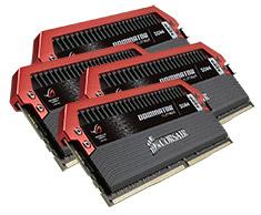 Corsair Dominator CMD16GX4M4B3200C16 ROG 16GB (4x4GB) DDR4