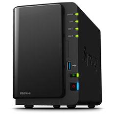 Synology DiskStation DS216+II 2 Bay NAS