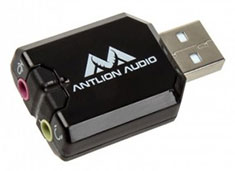 AntLion USB Adapter