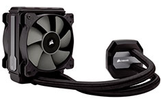 Corsair Hydro Series H80i 120mm Liquid CPU Cooler