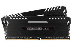 Corsair Vengeance LED CMU16GX4M2A2666C16 16GB (2x8GB) DDR4