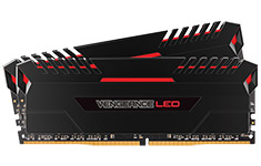 Corsair Vengeance LED CMU16GX4M2A2666C16R 16GB (2x8GB) DDR4