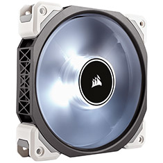 Corsair ML120 Pro LED 120mm Premium Mag-Lev Fan White
