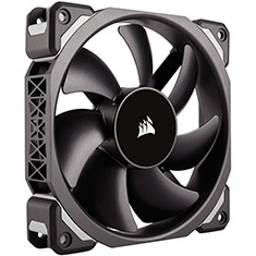 Corsair ML120 Pro 120mm Premium Magnetic Levitation Fan Black