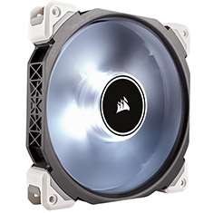 Corsair ML140 Pro LED 140mm Premium Mag-Lev Fan White