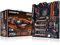 Gigabyte Z170X SOC Force Motherboard