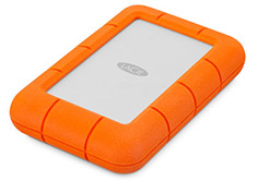 LaCie Rugged Mini 2TB LAC9000298 External HDD