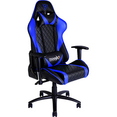 Aerocool ThunderX3 TGC15 Gaming Chair Black Blue