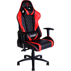 Aerocool Thunder X3 TGC15 Gaming Chair Black Red