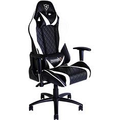 Aerocool ThunderX3 TGC15 Gaming Chair Black White