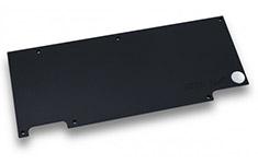 EK Full Cover EK-FC1080 GTX Strix Backplate Black