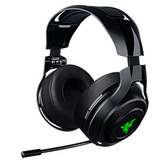 Razer Man O War 7.1 Wireless PC Gaming Headset