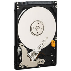 Western Digital WD Blue 2.5in 500GB HDD