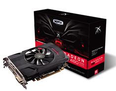 XFX Radeon RX 460 OC 2GB