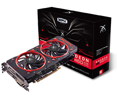 XFX Radeon RX 460 Double Dissipation 4GB