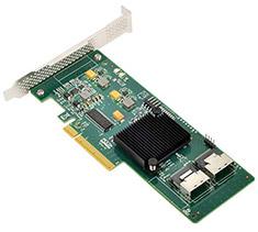 SilverStone ECS02 LSI Mini-SAS RAID Controller Card