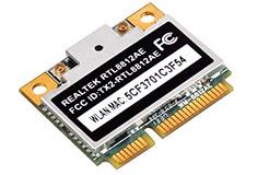 SilverStone ECW02 Dual Band 802.11ac Mini PCI-E