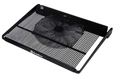 SilverStone NB04 Notebook Cooler Black