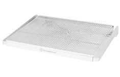 SilverStone NB04 Notebook Cooler Silver