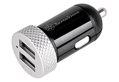 SilverStone VAC21S Dual USB Car Charger