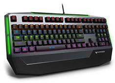 Rapoo V710 Waterproof Mechanical Gaming Keyboard Blue Switch