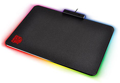 Tt eSPORTS Draconem RGB Hard Surface Mouse Pad
