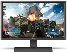 BenQ Zowie RL2755 FHD 27in TN Gaming Monitor