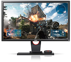 BenQ Zowie XL2430 FHD 144Hz 24in TN Gaming Monitor