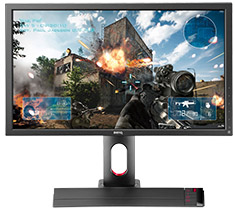 BenQ Zowie XL2720 FHD 144Hz 27in TN Gaming Monitor