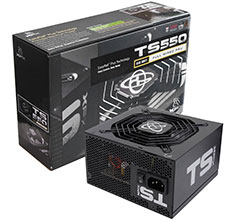 XFX TS Series Pro 550W Power Supply