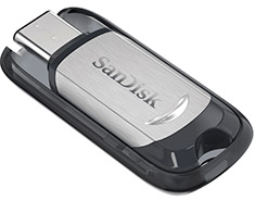 SanDisk Ultra USB Type-C Flash Drive 16GB