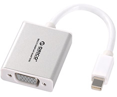 Orico Mini DisplayPort to VGA Adapter