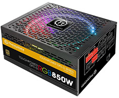 Thermaltake Toughpower DPS G RGB 850W 80 Plus Gold Power Supply