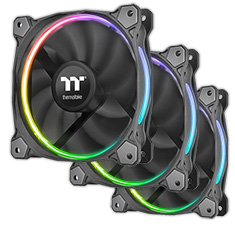 Thermaltake Riing 120mm RGB Fan TT Premium Edition 3 Pack